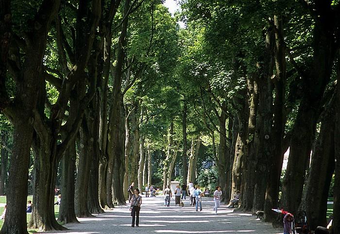 Brüssel Jubelpark (Parc du Cinquantenaire)