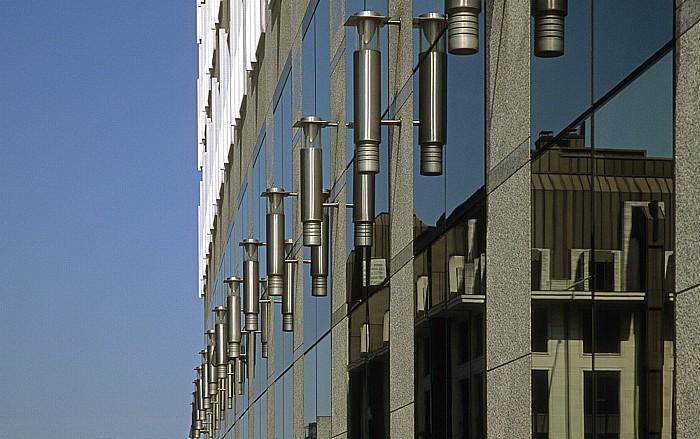 Brüssel Europaviertel: Espace Léopold