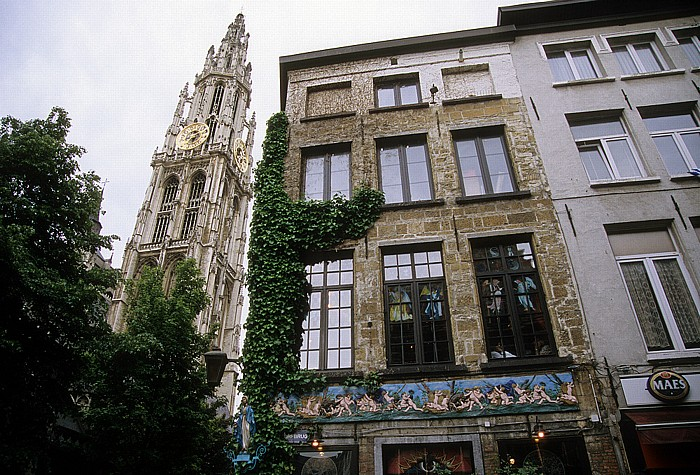Antwerpen Liebfrauenkathedrale (Onze-Lieve-Vrouwekathedraal), Het Elfde Gebod