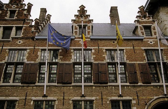 Antwerpen Wapper: Rubenshaus (Rubenshuis)
