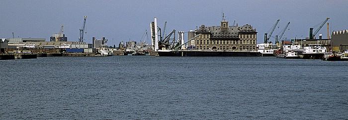 Antwerpen Hafen: Albert Dock