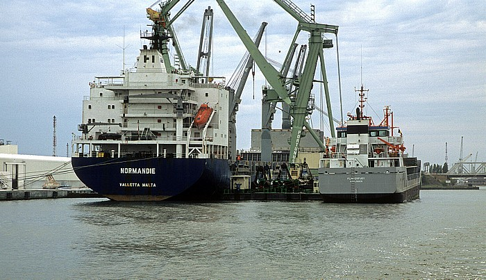 Antwerpen Hafen