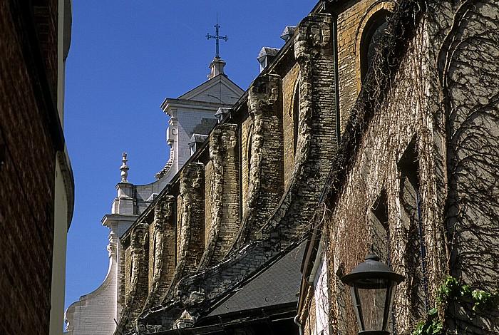 Mechelen Groot Begijnhof (Beginenhof): Begijnhofkerk
