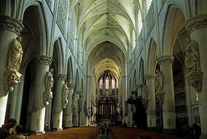 Mechelen Kathedrale des Heiligen Romuald (Sint-Rombouts-Kathedraal)