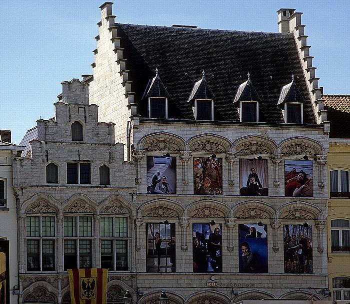 Mechelen Marktplatz (Grote Markt)