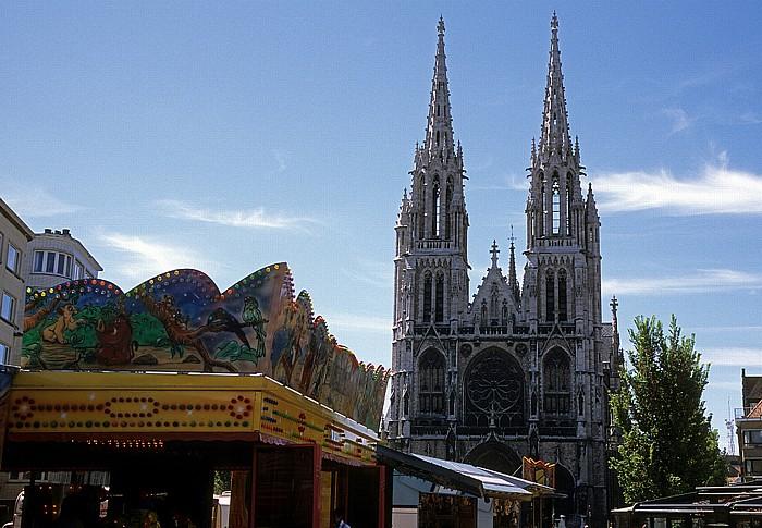 Ostende St. Petrus und Paulus-Kirche (Sint-Petrus-en-Pauluskerk)