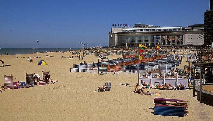 Ostende Strand, Nordsee Casino