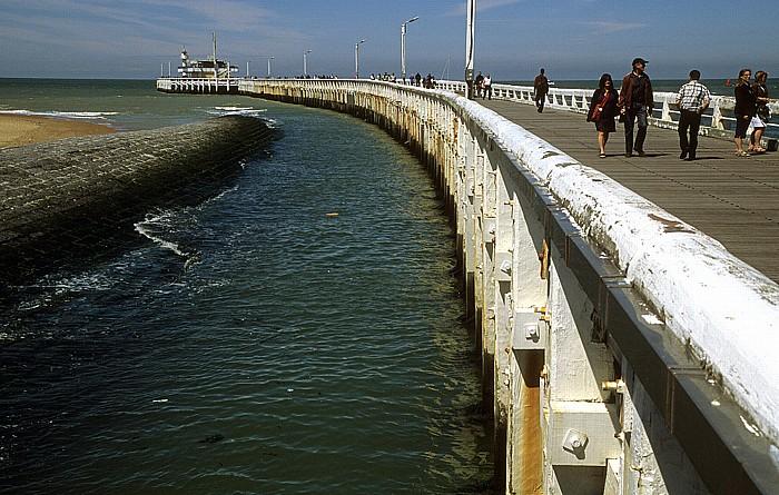 Ostende Mole, Nordsee