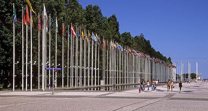 Parque das Nações Lissabon