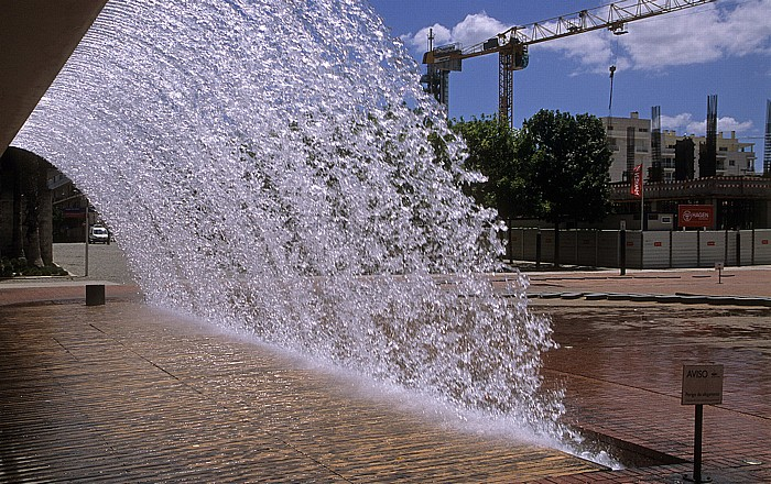 Parque das Nações: Jardins da Agua Lissabon