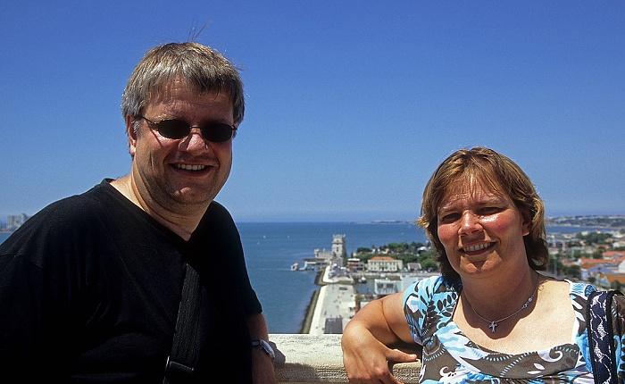 Belém: Padrão dos Descobrimentos: Jürgen, Astrid Lissabon 2009