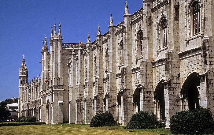 Belém: Mosteiro dos Jerónimos Lissabon 2009