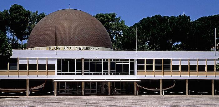 Belém: Planetarium Calouste Gulbenkian Lissabon
