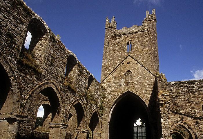 Thomastown Jerpoint Abbey (Zisterzienserabtei Jerpoint)