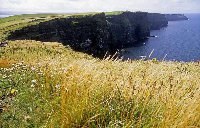 Cliffs of Moher Klippen, Atlantik