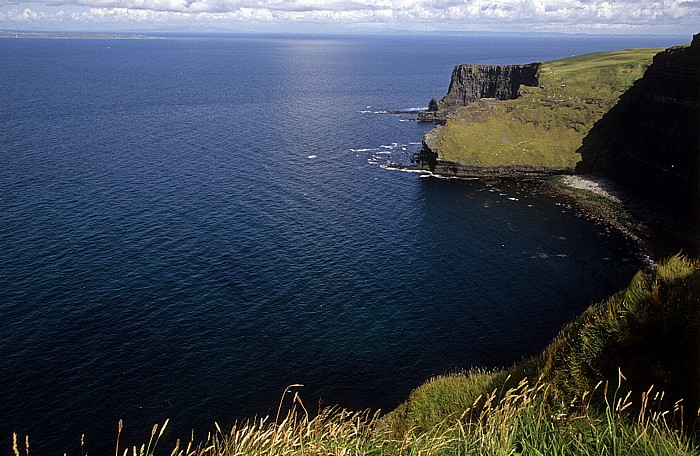 Cliffs of Moher Klippen, Atlantik