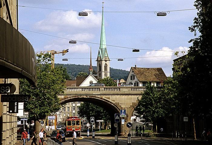 Uraniastrasse Zürich