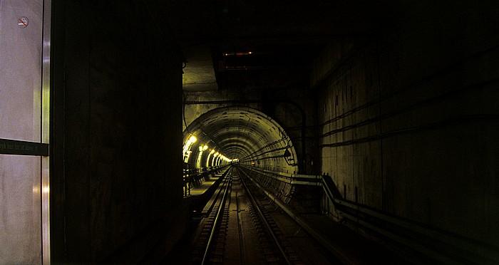 Metro Kopenhagen: U-Bahnlinie M2