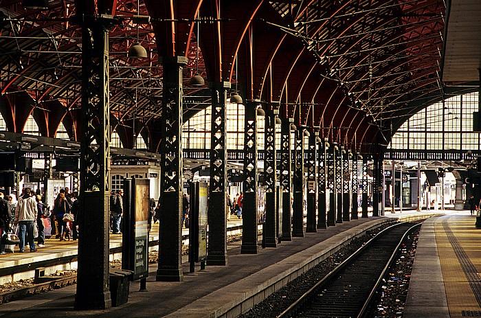 Kopenhagen Hauptbahnhof (Københavns Hovedbanegård / København H)
