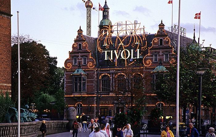 Kopenhagen Vergnügungs- und Erholungspark Tivoli: Hans Christian Andersen-Schloss