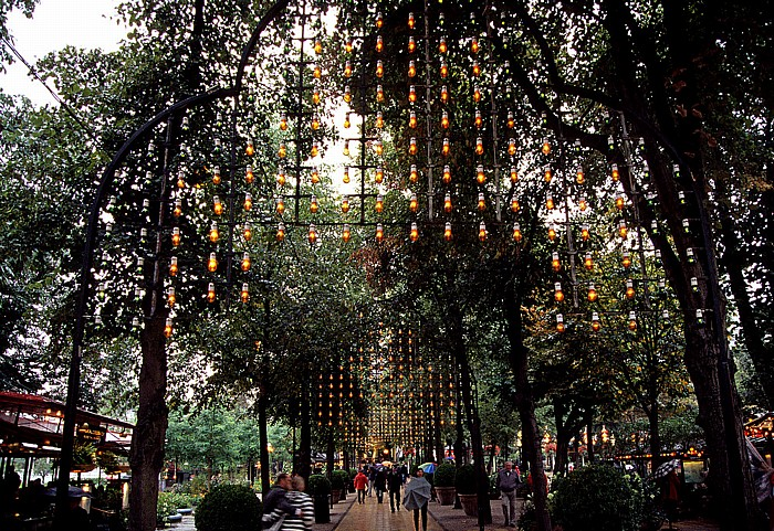 Kopenhagen Vergnügungs- und Erholungspark Tivoli