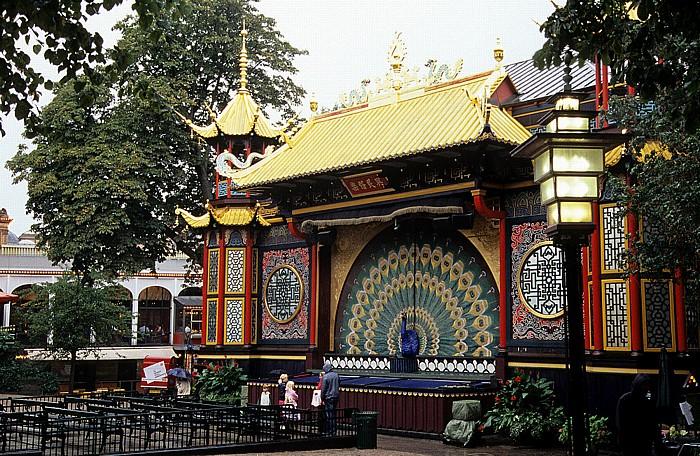 Kopenhagen Vergnügungs- und Erholungspark Tivoli: Pantomimentheater