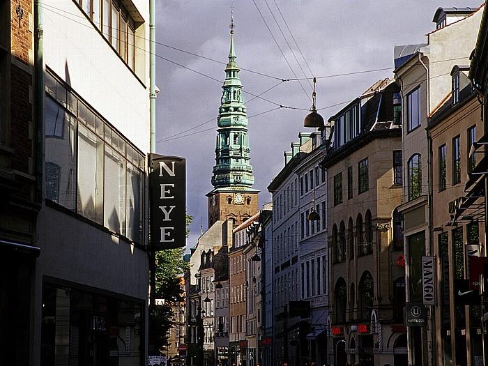 Kopenhagen Strøget Nikolaikirche