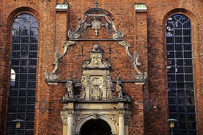 Kopenhagen Heiliggeistkirche (Helligåndskirken)