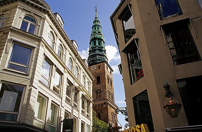 Kopenhagen Nikolaikirche (Nikolaj Kirke, heute Museum für moderne Kunst)
