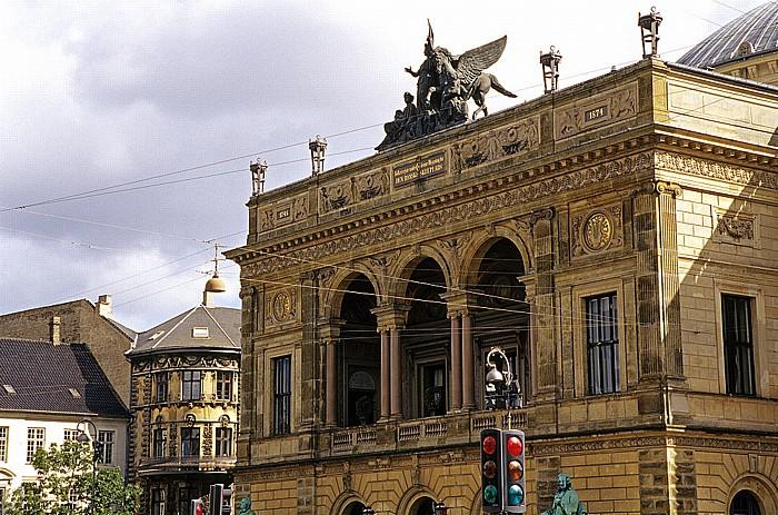 Kopenhagen Kongens Nytorv (Königlicher Neuer Markt): Königliches Theater (Det Kongelige Teater)