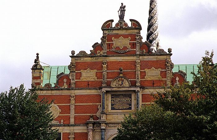 Kopenhagen Slotsholmen: Alte Börse (Børsen)