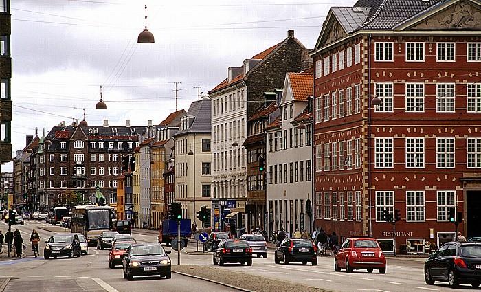 Kopenhagen Christianshavn: Torvegade
