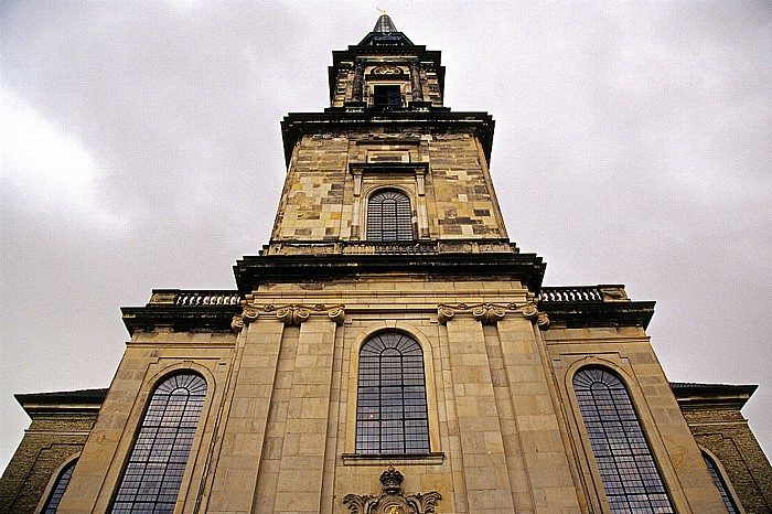 Kopenhagen Christianshavn: Christianskirche (Christians Kirke)