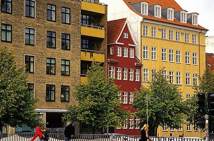 Kopenhagen Christianshavn: Overgaden Neden Vandet