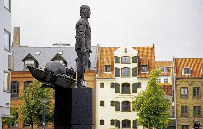 Kopenhagen Christianshavn: Christianshavns Torv