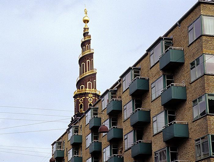 Kopenhagen Christianshavn Erlöserkirche