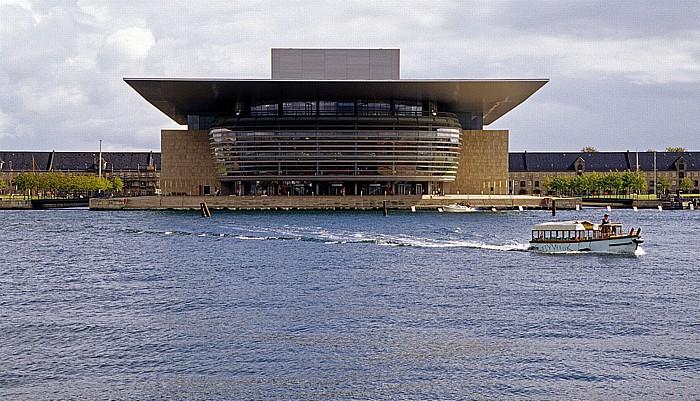 Kopenhagen Holmen: Opernhaus (Königliche Oper)