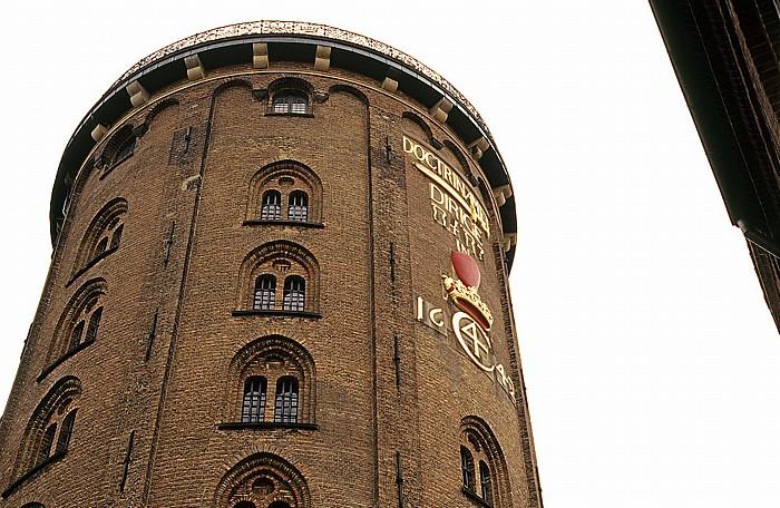 Kopenhagen Runder Turm (Rundetårn)