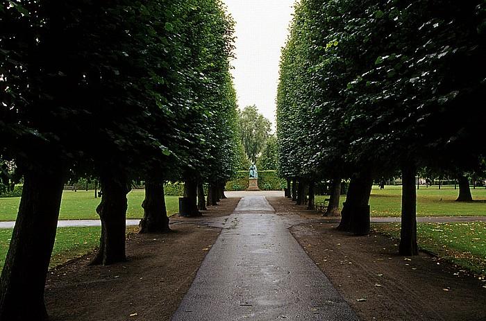 Kopenhagen Königlicher Park (Kongens Have)