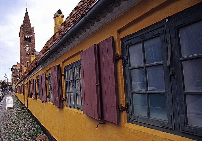 Kopenhagen Nyboder: Sankt Pauls Gade St.-Pauls-Kirche