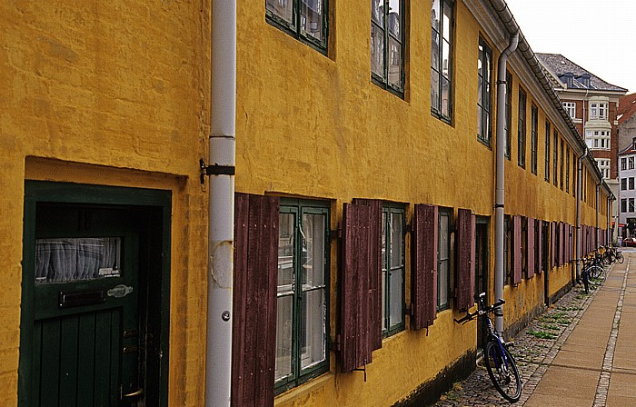 Kopenhagen Nyboder: Tigergade