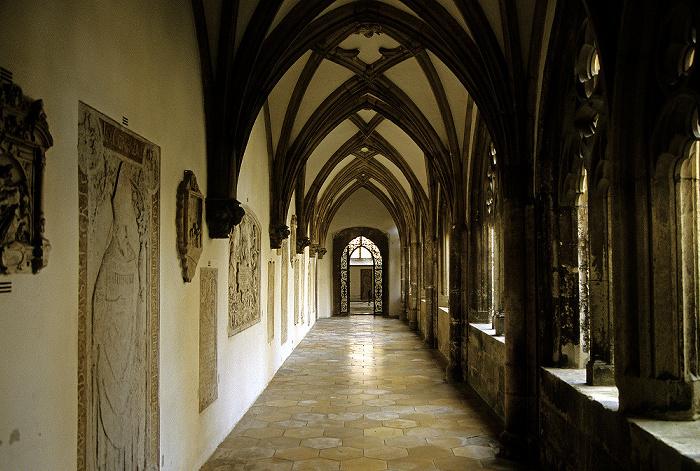 Eichstätter Dom: Kreuzgang