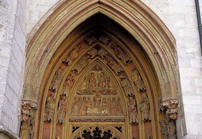 Eichstätter Dom: Hauptportal
