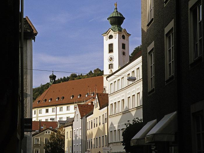 Eichstätt Altstadt: Kloster St. Walburg