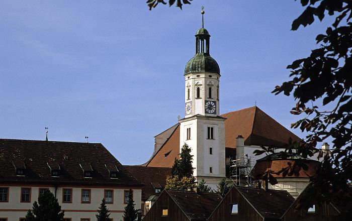 Eichstätt Altstadt: Schutzengelkirche (ehem. Jesuitenkirche)