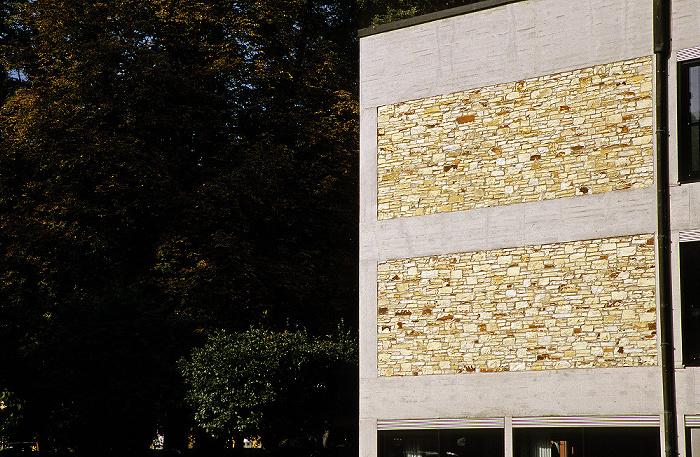 Eichstätt Universität: Kollegiengebäude / Bau E Moderne Architektur
