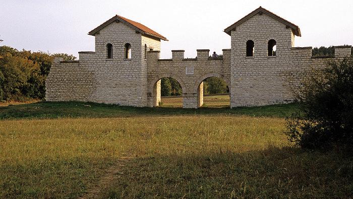 Kastell Pfünz (Castra Vetoniana)