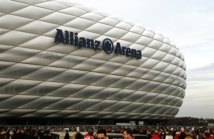 Allianz Arena München 2009