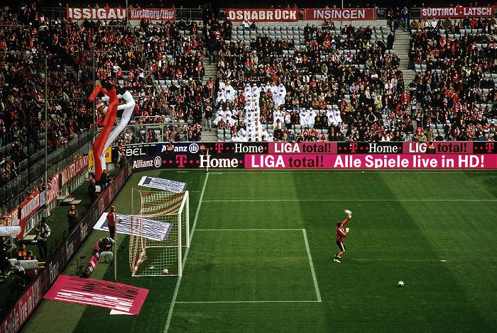 München Allianz Arena: Nordkurve