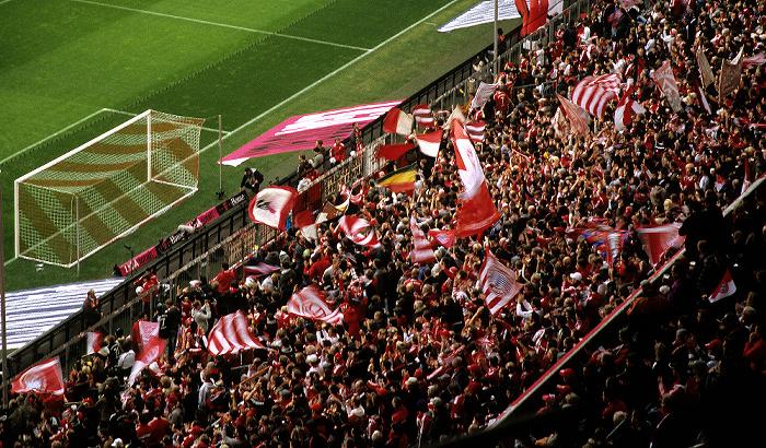 München Allianz Arena: Südtribüne